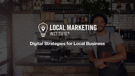 Local Marketing Institute – Digital Marketing Tools & Training