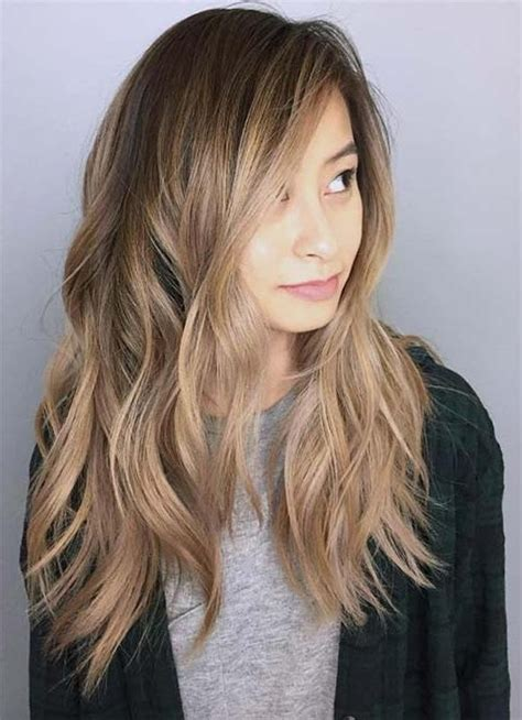 Best Ideas of Face Framing Long Hairstyles 2018 Fashionre