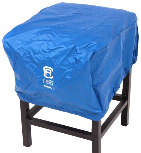 Pedestal Boat Seat Covers by Classic Accessories Stellex Boat Seat Cover Folded