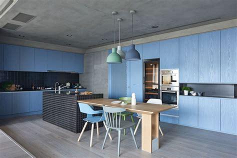 light blue kitchens beautiful blue kitchen design ideas 3731