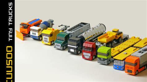 cuusoo   week tiny trucks  robiwan