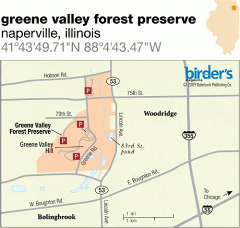 71 Greene Valley Forest Preserve, Naperville, Illinois