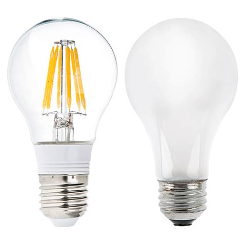 a19 led bulb 75 watt equivalent led filament bulb led