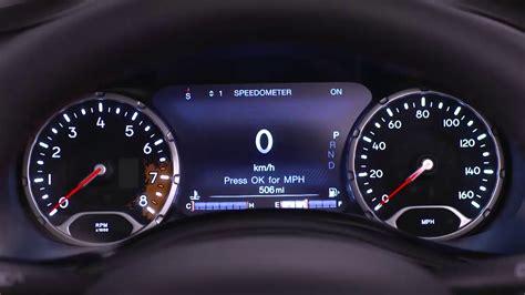 instrument cluster display digital dashboard   car