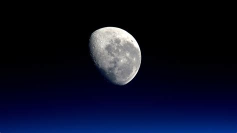 wallpaper moon close   space