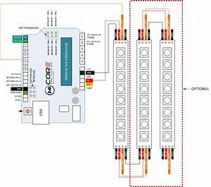 Led Strip Panel Wiring Diagram : wiring ws2812 8 bit rgb led strip with arduino led strip ~ A.2002-acura-tl-radio.info Haus und Dekorationen