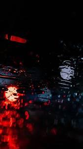 Bokeh, In, Rain, 4k, 8k, Wallpapers