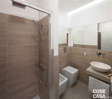 bagno effetto legno bilocale di 40 mq casa mini comfort maxi cose di casa