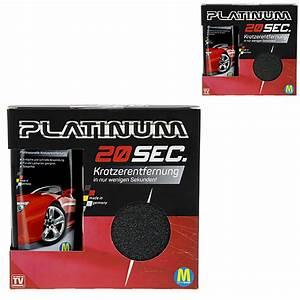 Anti Rayure Voiture : platinum 20 secondes kit anti rayures pour voiture x2 ~ Melissatoandfro.com Idées de Décoration