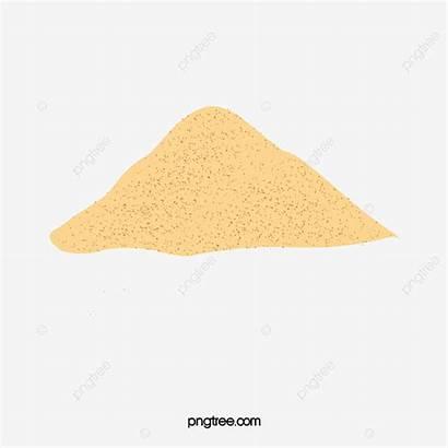 Sand Pile Clipart Clean Psd Transparent