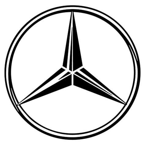 logo mercedes vector mercedes benz logo vector download in eps vector format