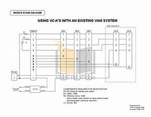 Aiphone Vc K Wiring Diagram