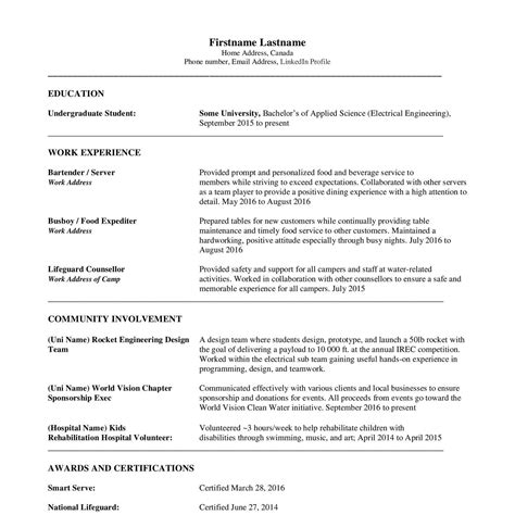 electrical engineering student resume pdf docdroid