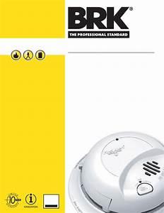 First Alert Smoke Alarm 9120  9120b  9120ab  9120lb  9120b