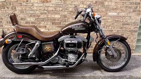 1979 Harley-davidson Fxs 1200 Super Glide Low Rider