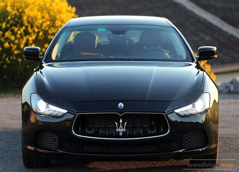 Maserati Ghibli Photo by Maserati Ghibli 2014 En Photos Hd Wandaloo
