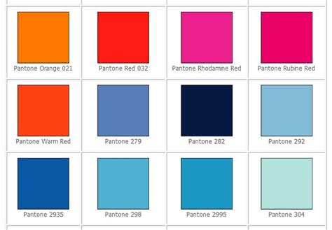 color number finder a beining pantone color selector