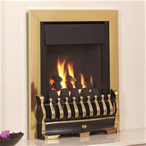 open flame gas l flavel stirling plus high efficiency gas fire open