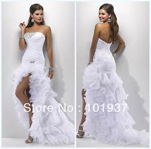 wedding dress short in the front long in the back google With short in the front long in the back wedding dresses