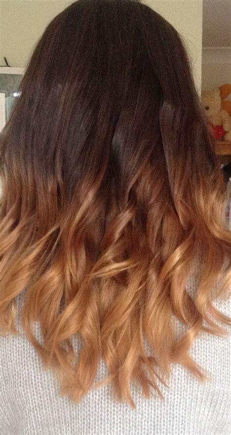 Dip Dye Hair D Hair Cabel