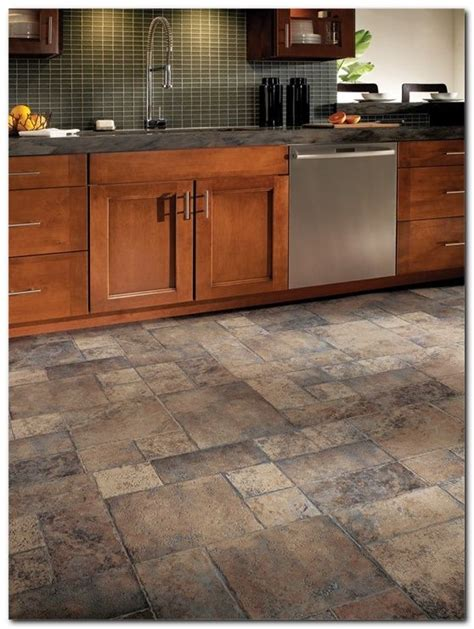 tile kitchen floor ideas choose simple laminate flooring in kitchen and 50 ideas 6168