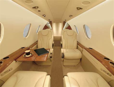 Interior : Hawker Beechcraft 390 Premier Ia