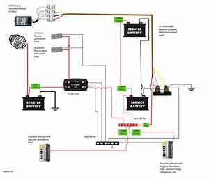 Wiring Ammeter Battery Monitor Into 12v System  Is This
