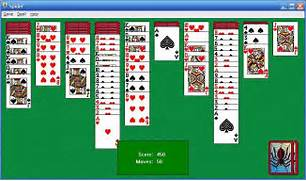 Spider Solitaire User Screenshot #8 for PC - GameFAQs