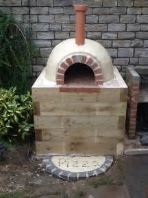 Outdoor Brick Pizza Oven Plans