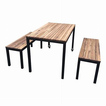 Outdoor Garden Table Beer 1200 Furniture Setting
