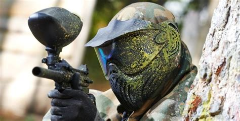 Paintballing in Brighton - Paintball Parks in Brighton