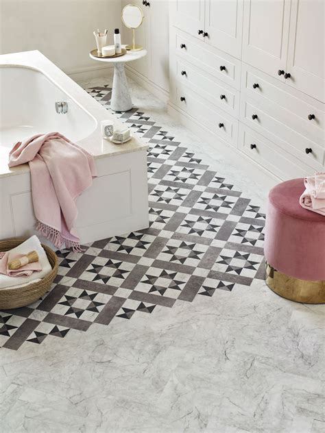 Marble flooring from Amtico   Luxury Vinyl Flooring
