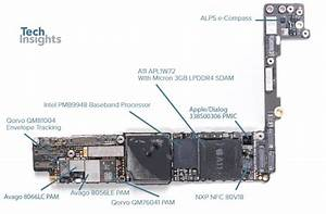 Apple U0026 39 S A11 Bionic Chip Decreases Cpu1 Surface Area By 30