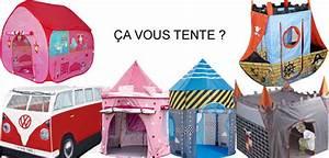 Tente Interieur Enfant : les tentes et cabanes pour enfants capital koala ~ Teatrodelosmanantiales.com Idées de Décoration