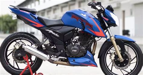 Apache Rtr 200 4v 2019 by Race Spec Apache Rtr 200 Develops 24hp With 145 Kph Of Top