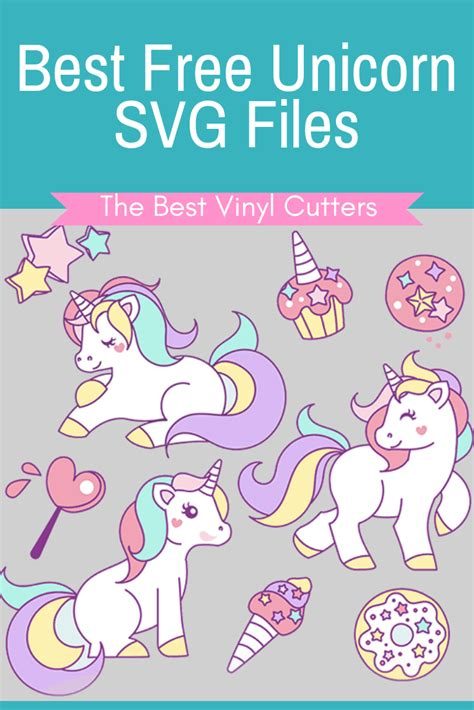 These images are perfect for a wide variety of projects, such as: Collection of the Best Free Unicorn SVG Files on the Web