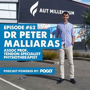 The Physical Performance Show: Dr Peter Malliaras