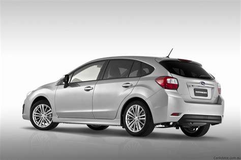 2012 Subaru Impreza At Australian International Motor Show