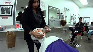 Stateboard Facial Demo Exam Barber Cosmetology Academy