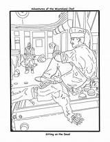 Pinball Fallout sketch template