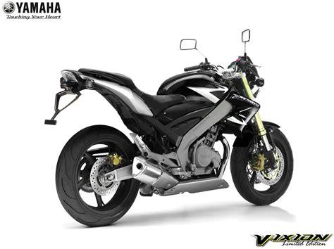 Yamaha Vixion New by New Yamaha Vixion Black Edition