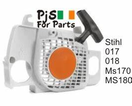 Stihl Ms 180 Test : stihl 017 018 ms170 ms180 recoil starter pjs for parts ~ Buech-reservation.com Haus und Dekorationen