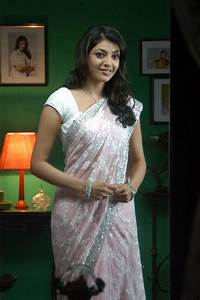 Picture 15469 | Kajal Agarwal Saree Pics Photos in Mr ...