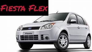 Ford Fiesta 1 0 Flex 2007