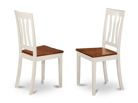 kitchen and dining furniture set of 2 antique dinette kitchen dining chairs with wood