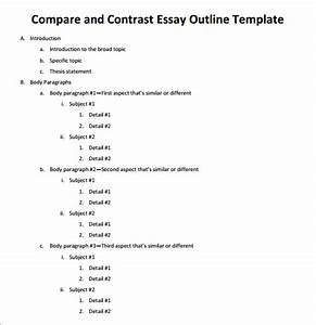 Outline Template - 11+ Download Free Documents in PDF ...