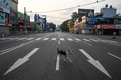 Sri Lanka extends lockdown as coronavirus cases rise ...