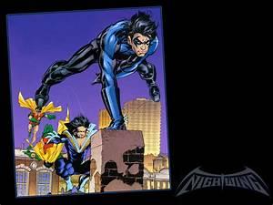 Nightwing wallpaper - Robin/Dick Grayson/Nightwing ...