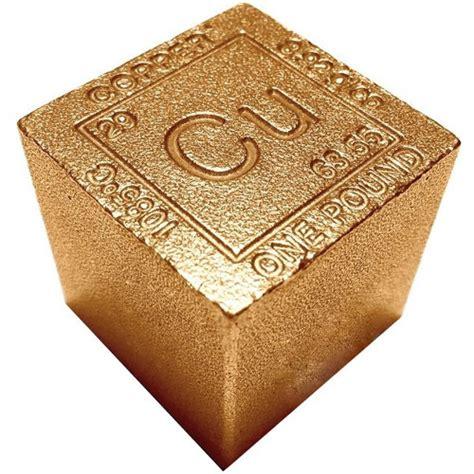 Buy 1 Pound Copper Bullion Cubes (New, 999 Pure