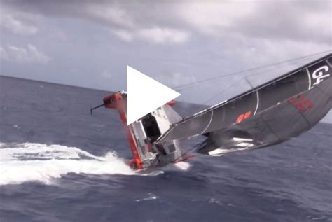 Gunboat G4 Catamaran Capsize by Ouups G4 Capsize Catamaran Dealer